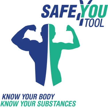 colour SAFE YOU TOOL logo